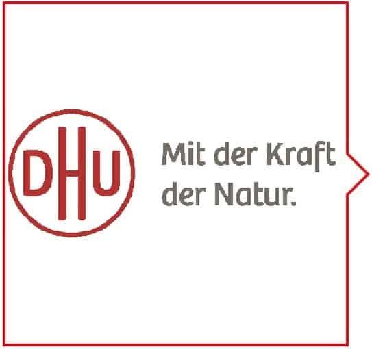 DHU Logo Claim CMYK
