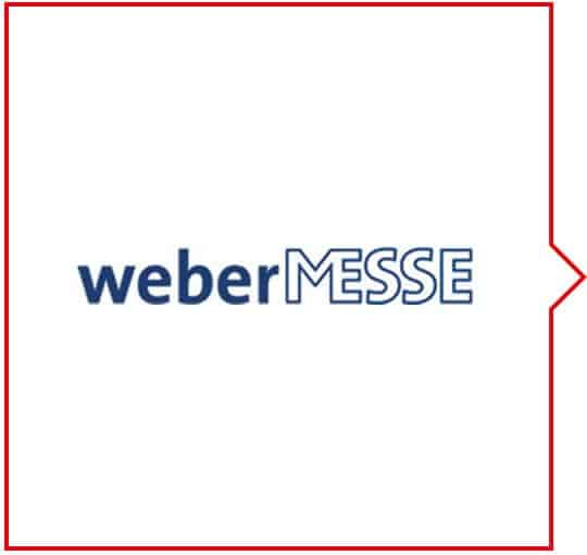 HCC Referenz Weber Messe