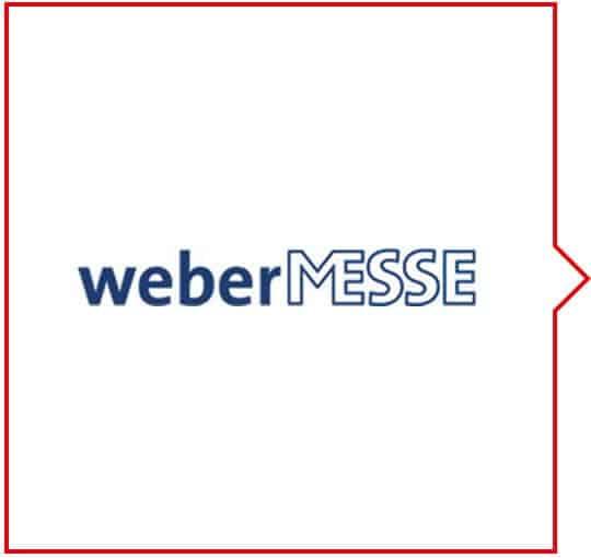 HCC Referenz Weber Messe