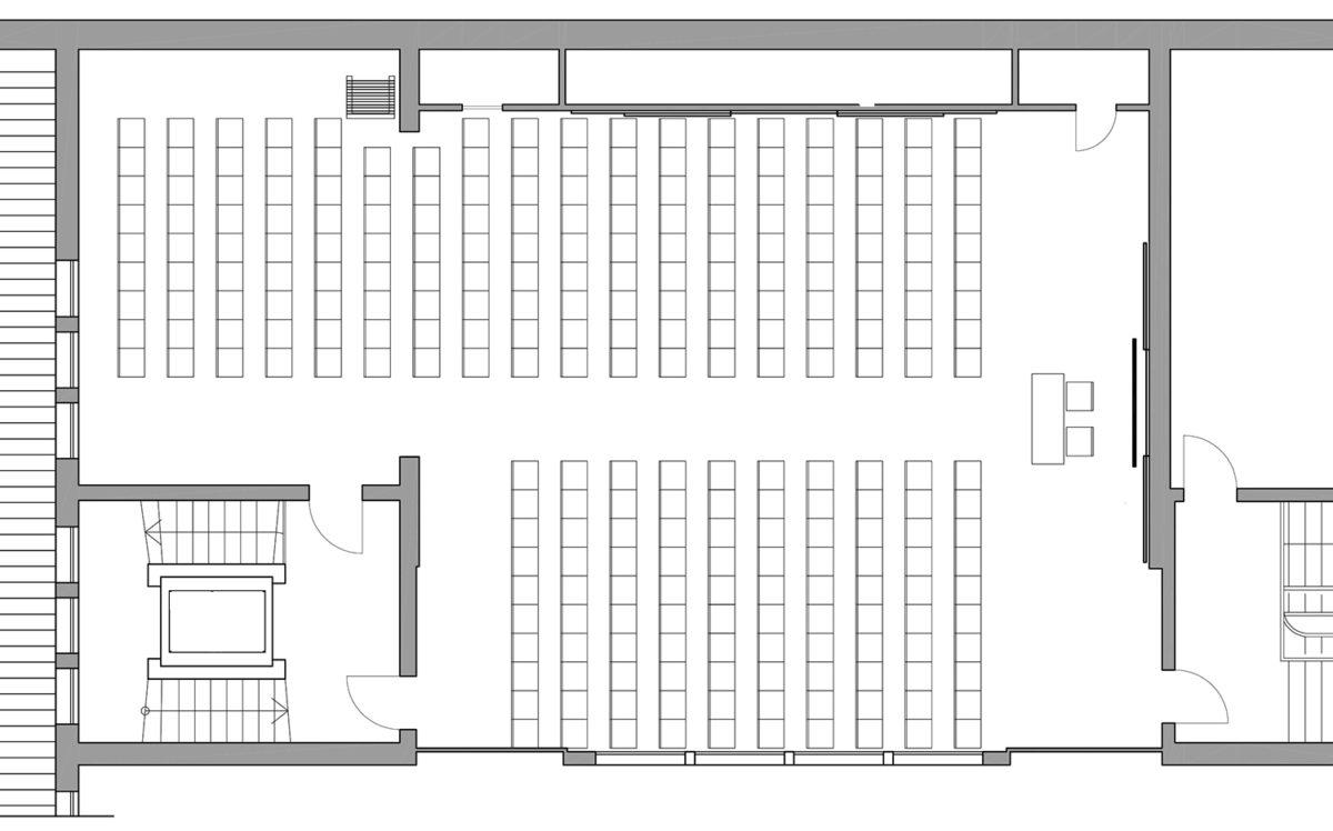 Konferenzräume 27+28 Hannover Congress Centrum
