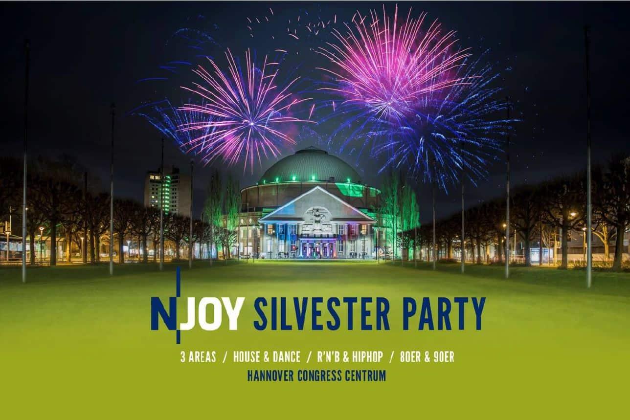 N Joy Silvesterparty